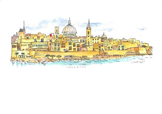Valletta-colori